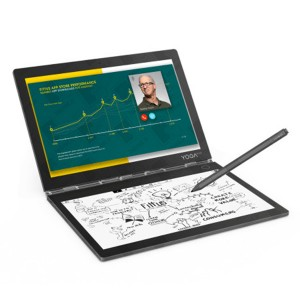 Tablet Lenovo Yoga Book 2 C930 2019 with E Ink Keyboard Windows - 256GB