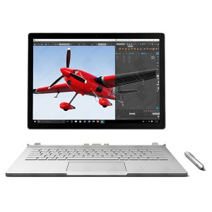 Tablet Microsoft Surface book i5 WiFi with Windows - 128GB