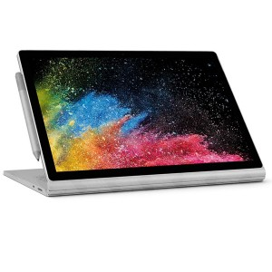 Tablet Microsoft Surface book 2 15 WiFi with Windows - 128GB