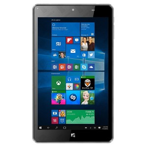 Tablet NuVision 8 WiFi with Windows - 32GB