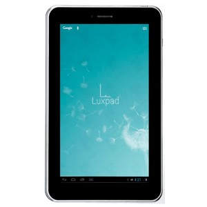 Tablet LuxPad 7718 Dual SIM 3G - 8GB