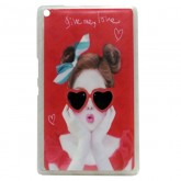 Lovely Jelly Back Cover for Tablet ASUS ZenPad 8 Z380KL