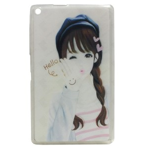 Hello Jelly Back Cover for Tablet ASUS ZenPad 8 Z380KL